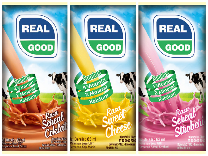 Real Good Milk TFA 60